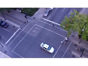 Urban Tracker: Suivi multiobjets en milieu urbain